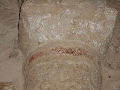 Eglise Saint-Cyr-et-Sainte-Julitte - Català: Capitells de l'absis 2 des del nord