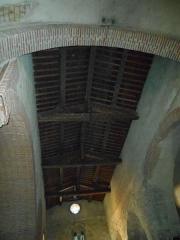 Eglise Saint-Cyr-et-Sainte-Julitte - Català: Coberta de la nau central