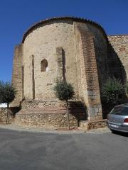 Eglise Saint-Cyr-et-Sainte-Julitte - Català: L'absis