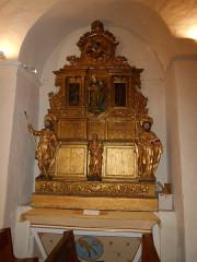 Eglise Notre-Dame - Català: Altar barroc