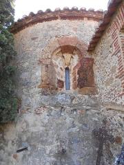 Eglise Notre-Dame - Català: Absis de l'església