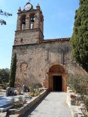 Eglise Notre-Dame - Català: Façana meridional de Santa Maria del Mercadal