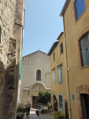 Eglise Notre-Dame-des-Anges - Église Notre-Dame-des-Anges de Collioure