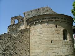 Eglise Saint-Julien - Català: Sant Julià d'Estavar