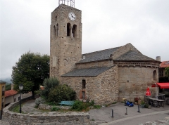 Eglise Saint-Félix - Français:   Église Saint-Félix, Fillols, Pyrénées-Orientales, France.