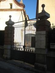 Ancien hospice Saint-Jacques - Français:   Hospice Saint-Jacques d\'Ille-sur-Têt