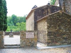 Chapelle de Saint-Martin-del-Fenouillar - Deutsch: Die Kapelle Saint-Martin-de-Fenollar