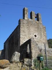 Eglise Saint-Michel-de-Riunoguès - Català: Sant Miquel de Riunoguers