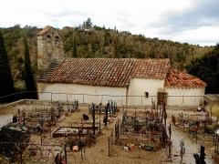 Eglise Saint-Saturnin - Català: Església parroquial de Sant Sadurní de Montoriol d'Avall
