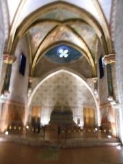 Ancienne chapelle Notre-Dame-des-Anges - Català: Absis de la Mare de Déu dels Àngels de Perpinyà