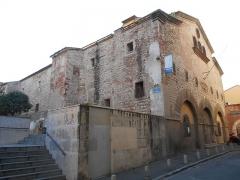 Ancien couvent Sainte-Claire - Català: L'església del convent de Santa Clara