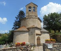 Eglise Notre-Dame-de-la-Merci - Català: Santa Maria de Planès, al Conflent.