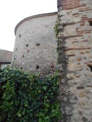 Eglise Saint-Martin - Català: Absis de l'església