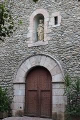 Eglise Saint-Pierre - English: Saint-Pierre church, in Prades (département of Pyrénées-Orientales, Languedoc-Roussillon région, France)