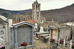 Eglise Saint-Juste-et-Sainte-Ruffine - Català: cataluña norte