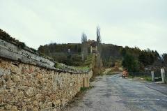 Fort Lagarde - Català: cataluña norte