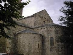 Eglise Saint-André de Sorède -  église de st André de Sorède