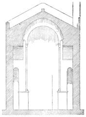 Eglise Saint-André de Sorède - French art historian, archivist and photographer