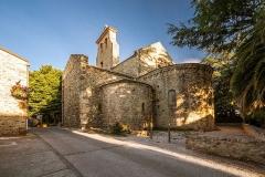 Eglise Saint-André de Sorède - Français:   EGLISE ROMANE ST ANDRE