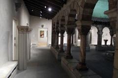 Restes du cloître - Italiano: Philadelphia Museum of Art