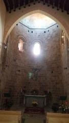 Eglise Notre-Dame des Anges - Català: Interior de l'església parroquial de Santa Maria la Mar