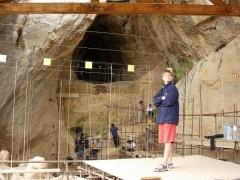 Grotte de la Caune de l'Arago -  Caune de l'Arago