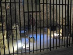 Fort Libéria (également sur commune de Fuilla) -  Fort Libéria: Das Frauengefängnis im Kerker des Fort