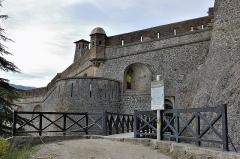 Fort Libéria (également sur commune de Fuilla) - Fort Libéria