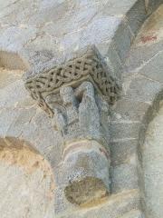 Chapelle Saint-Julien - English: Villeneuve-de-la-Raho (département of Pyrénées-Orientales, Languedoc-Roussillon région, France): Saint-Julien and Sainte-Basilisse chapel (XIIth century), former church of the village.
