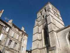 Eglise Saint-André - Français:   église Saint-André, Angoulême, France