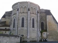 Eglise Saint-Mathias - Français:   église de Barbezieux, Charente, France