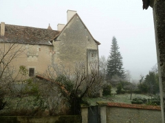 Château - English:   Bonnes castle, Charente, SW France