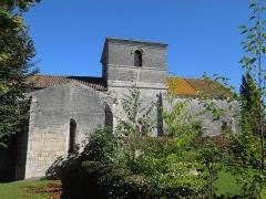Eglise Saint-Pierre - Deutsch: Südseite der Pfarrkirche Saint-Pierre in Bonneuil