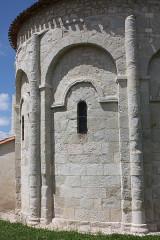 Eglise Saint-Sulpice - Français:   Challignac - Eglise Saint-Sulpice