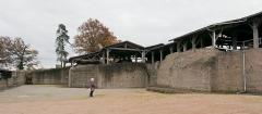 Restes d'un amphithéâtre - Cassinomagus (Classé Inscrit)