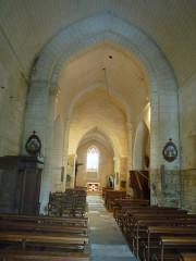 Eglise Notre-Dame et Saint-Pierre de Cherves - English: church