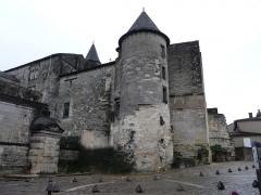 Château de François-Ier - Français:   Le château de Cognac, Charente, France.