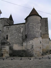 Château de François-Ier - Français:   Château de Cognac ou Château de François1°