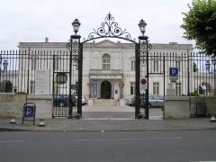 Musée -  musée de Cognac