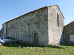 Eglise de Rozet ou de Rauzet - Français:   Eglise de Rozet, Combiers, Charente, France