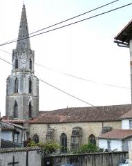 Eglise Saint-Maxime - Français:   Confolens - Église Saint-Maxime