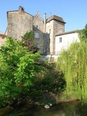 Manoir des Comtes - Français:   Manoir de Confolens, Charente, France
