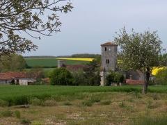Eglise Saint-Jean-Baptiste - English: Church of Coulgens - Charente - France - Europe