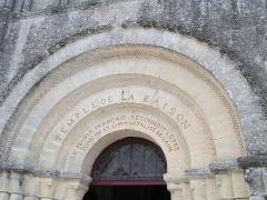 Eglise Saint-Macrin-Saint-Jean-Baptiste - église de Criteuil-la-Madeleine, Charente, France