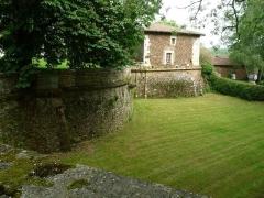 Château de la Chétardie - English: Castle of La Chétardie, Exideuil, Charente, SW France