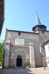 Eglise Saint-André - Français:   L\'église d\'Exideuil-sur-Vienne (Charente, France)