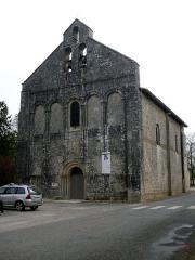 Eglise Saint-Pierre - Français:   Eglise de Feuillade, Charente, France