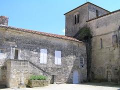 Eglise Saint-Pierre -  Doyenné de Fléac