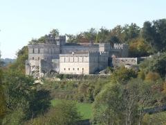 Château de la Tranchade - Français:   Château de la Tranchade, Garat, Charente, France. Vue du sud-est