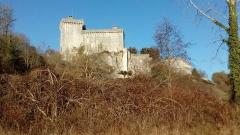 Château de la Tranchade - Français:   Château de la Tranchade, Garat, Charente, France